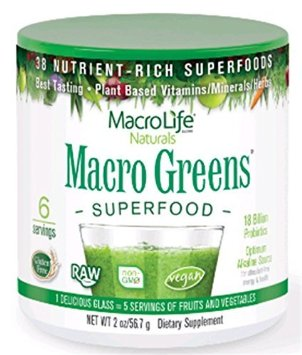 macro green small